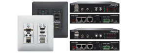 HTW and HTE HDBaseT 2.0 transmitters and receivers