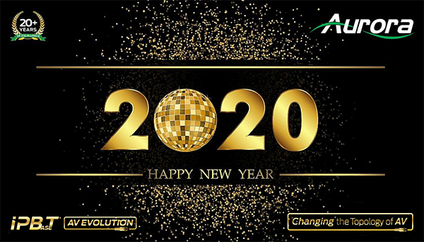Happy New Year from all of us at Aurora Multimedia!